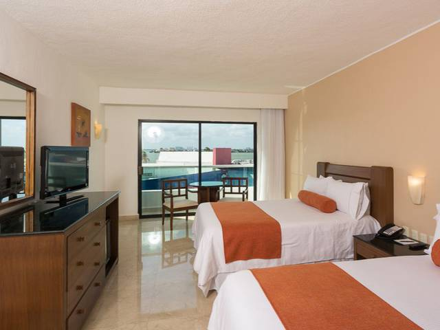 Estándar hotel flamingo cancun resort cancún